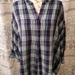 Super soft pullover flannel
